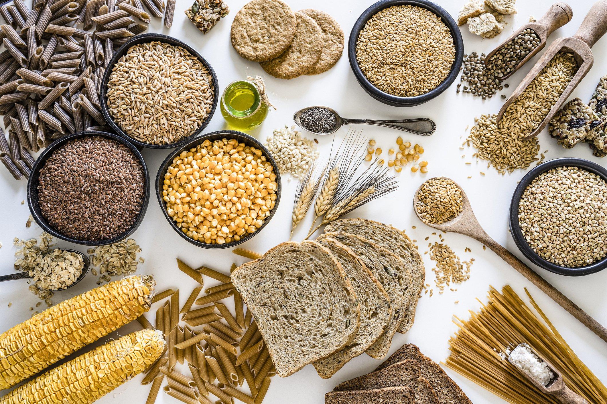 διατροφή με προϊόντα ολικής άλεσης